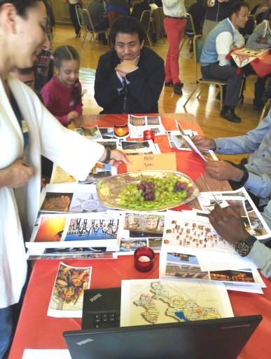 Small worlds workshop - multicultural event