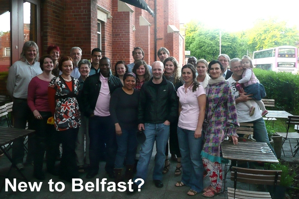New to Belfast?